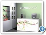 shoe display panels22